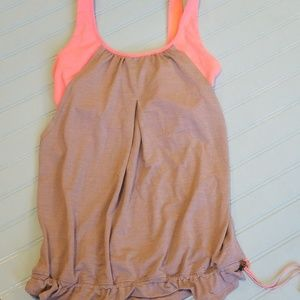 Super cute lululemon size 6 tank